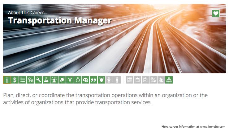 Transportation Manager